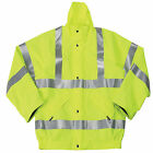 GORE-TEX YELLOW HI-VIS / HI-VIZ / VISABILITY JACKET (VARIOUS SIZES) GORETEX