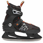 K2 FIT Ice Skate Semisoft Herren Schlittschuhe (black orange) NEU