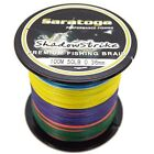 Power 8 Strands Super Strong Braided Sea Fishing Line agepoch 5Colors 100M
