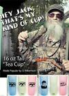 3 Duck Commander Cups Green Blue Pink Uncle Si Robertson AUTHENTIC Duck Dynasty