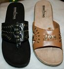 Minnetonka Stud Slides or Thongs  regularly $50 on sale for $44.99 -Free Ship