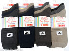 WOMENS LADIES GIRLS 6 OR 12 PAIRS DARK PLAIN COTTON RICH LYCRA SOCKS SIZE 4-6
