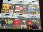 Craft for occasions girl embellishment pack card making / scrap booking