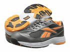 REEBOK Mens Ketee SToe Cross Trainer Shoes Pewter/Pumpkin Mesh/Leather RB1630