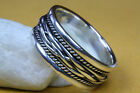 BANDRING CELTIC TRIBAL BIKER  925 SILBERRING 074