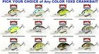 Strike King Crankbaits 10XD Rattling Pro Model Series Deep Dive Lure Any Color