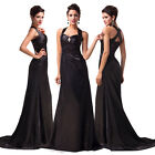 Beauty Grace Karin Halter BallGown Homecoming Evening Prom Party Pageant Dress