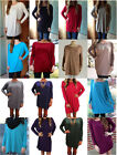 PIKO Famous 1988 Tunic Dress Long Sleeve Bamboo Top 16 Colors! New Arrival D2194