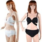Summer Women Beach Swimsuits Sexy Swimwear Beachwear Bikini 2 Color 3 Sizes