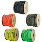 Bungee Shock Stretch Cord 1/4? (6.35mm) Diameter in Asst Colors, 10, 25, 50, 100