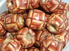 16MM WOODEN BARREL SHAPED FOCAL BEADS 8MM HOLE 8 DIFFERENT COLOURS 2 PACK SIZES