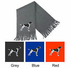 Pointer Scarf Embroidered by Dogmania
