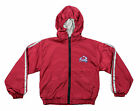 Colorado Avalanche NHL Youth Lightweight Reversible Hooded Jacket, Maroon on eBay