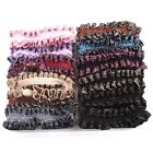 New Chic Women's Mixed Colors Elastic Rubber Hair Ornaments Colorful Hair Band C