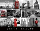 New London's Greatest Attractions London, England Mini Poster