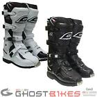 ONEAL RDX RATCHET MX OFF ROAD HEAVY DUTY ATV QUAD MOTOCROSS BOOTS BLACK WHITE