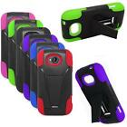 Phone Case For ZTE Awe N800 / For ZTE Savvy Silicone Corner Hard Cover Stand