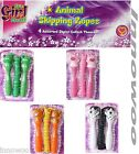 New Skipping Rope Animal Head Handle Girl Stuff Gift Frog Bear Pig Dog