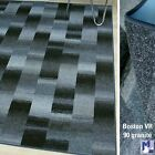 XL-Teppich BOSTON VR 90 granite 250 cm br. Melange Patchwork Velours umkettelt