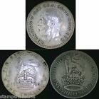 GEORGE V SHILLING 500 SILVER 1920 - 1936 Choice of Date supplied in coin wallet