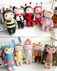 1pc Cute metoo Plush toy 12 Kid Angela baby stuffed Animal doll birthday whr