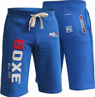 RDX BOXE Pro Fleece Shorts UFC MMA Gym Bottoms Mens Sports Gym Pants Boxing Kick