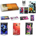 For LG Optimus Logic / Dynamic Hard Rubber Multicolor Design Snap On Phone Case