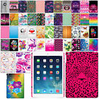 For Apple iPad Air Art Cute Design Pattern Hard Protector Case Back Cover