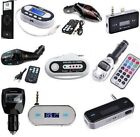 NW In Car wireless MP3 FM radio Music transmitter for Mobile★iPhone★iPod★Samsung