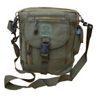 Army Surplus Military Canvas Combat Bag Utility Shoulder Travel Zip Bum Pouch