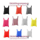 Bella+Canvas - Womens T-Shirt Flowy Boxy Tank top ladies short top - s m l xl
