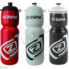 Zefal WATER BOTTLE FOR CYCLING SPORTS DRINKS BPA FREE bike bicycle Cap Clip-cap