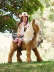 Girls Pettiskirt Pink Cowgirl Boots White Tank Top Party Dress Outfit Costume