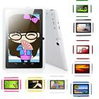 """8GB 7"""" Tablet PC MID Google Android 4.2 Dual Core Cortex-A7 A23 Wifi Multi-Color"""