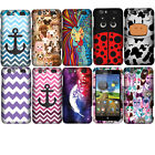 For Motorola Atrix 3 Dinara HD MB886 Design PATTERN HARD Case Phone Cover + Pen