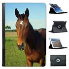 Horse Head Folio Leather Case For iPad Mini & Retina