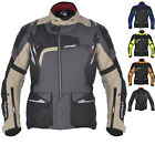OXFORD MONTREAL 2.0 WATERPROOF REFLECTIVE MOTORCYCLE TEXTILE TOURING BIKE JACKET