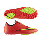Nike Mercurial Victory IV TF Turf  World Cup WC Edt 2014 Soccer SHOES Crimson