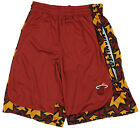 Zipway Miami Heat NBA Men's Red Pride Shorts basketball florida sports park