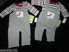 CIRCO INFANTS WINTER OVERALL SET 2 PIECES NWT SIZES NEWBORN & 3 MONTHS