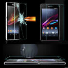 Premium Explosion proof Tempered Glass Screen Film Protector For SONY Z1 L39H