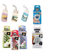Yankee Candles Car Jars & Vent Sticks, Travel Air Freshers,Variety of Fragrances