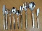 Noritake18/8 Stainless Gold Plate Accent  Eros-Gold Flatware Your Choice