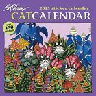 New B Kliban's Sticker Cat, 2015 Square Calendar