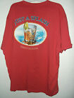 NEW T SHIRT by TOMMY BAHAMA JUST A SPLASH  SIZE XXL  CHOICE OF CORAL OR NAVY