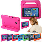 Kids Shock Proof Foam Case Handle Cover Stand for Samsung Galaxy Tab 4 7/8-inch