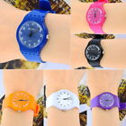 1PC Men/Women Quartz Wrist Watch Analog Waterproof Outdoor Cute Fashion M2986