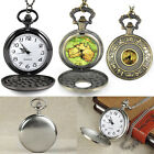 New Hunter Cover Antique Style Pocket Watch On Chain - Best Man