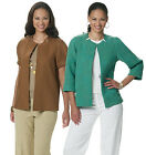 SEWING PATTERN Butterick B5550 Misses Easy Hip Length FASHION JACKETS
