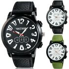 New Men Womens Digital Scale Watches Quartz Analog Waterproof Wrist Watch Rubber